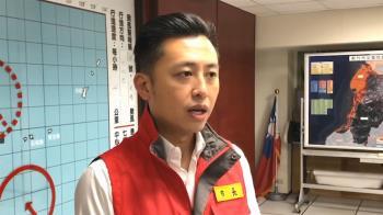 颱風假一竹兩制 林智堅:據氣象局專業預估