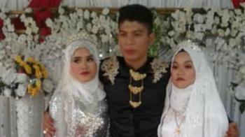 女友們同時催婚!他選擇障礙:2個都娶