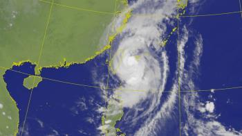 米塔猛撲東半部 今晚風雨最劇烈時間曝