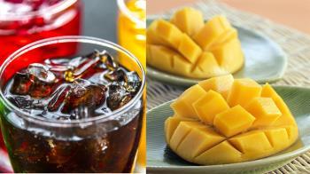 空腹吃芒果!婦胃長6cm結石 醫神解:喝可樂