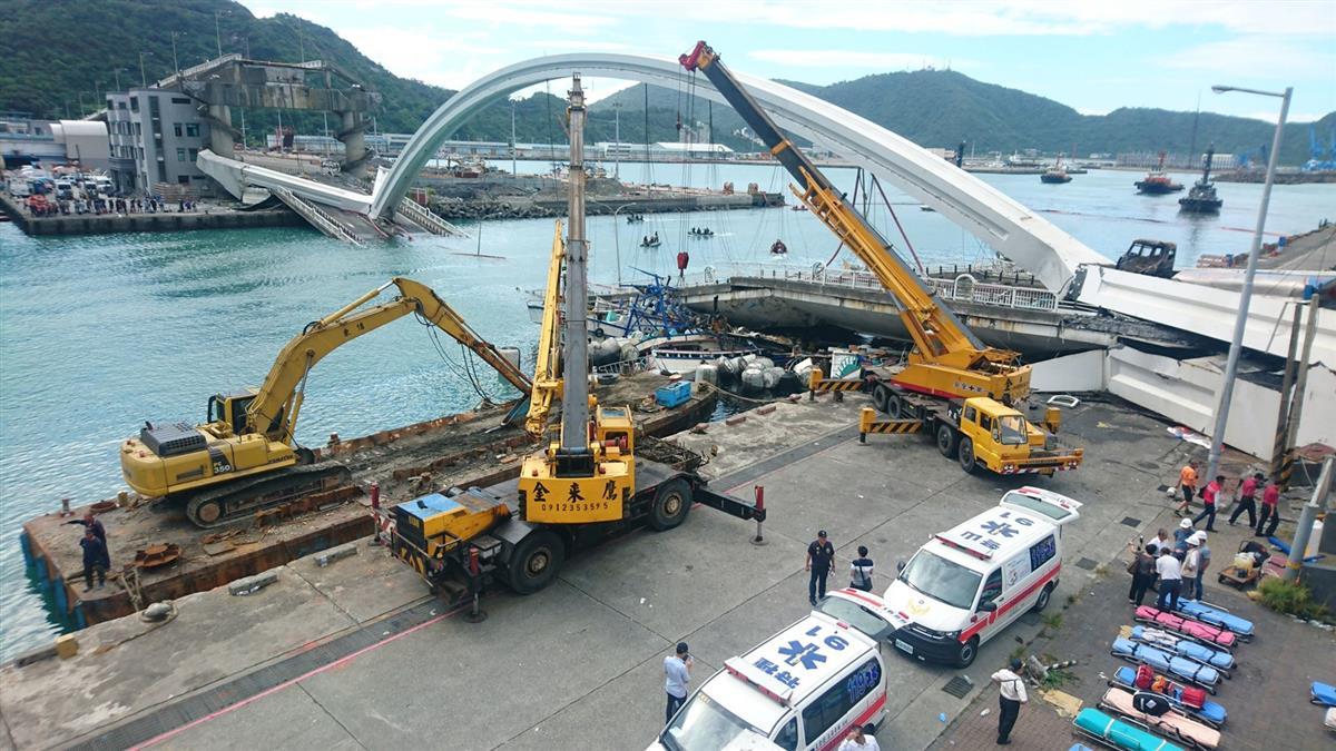 來台12年!47歲漁工被斷橋壓死 差半年就能返鄉