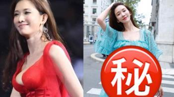 驚人!44歲林志玲孕婦裝照曝光 爆真懷雙胞胎