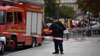 殺死4警!巴黎警察總部揮刀 嫌犯被擊斃
