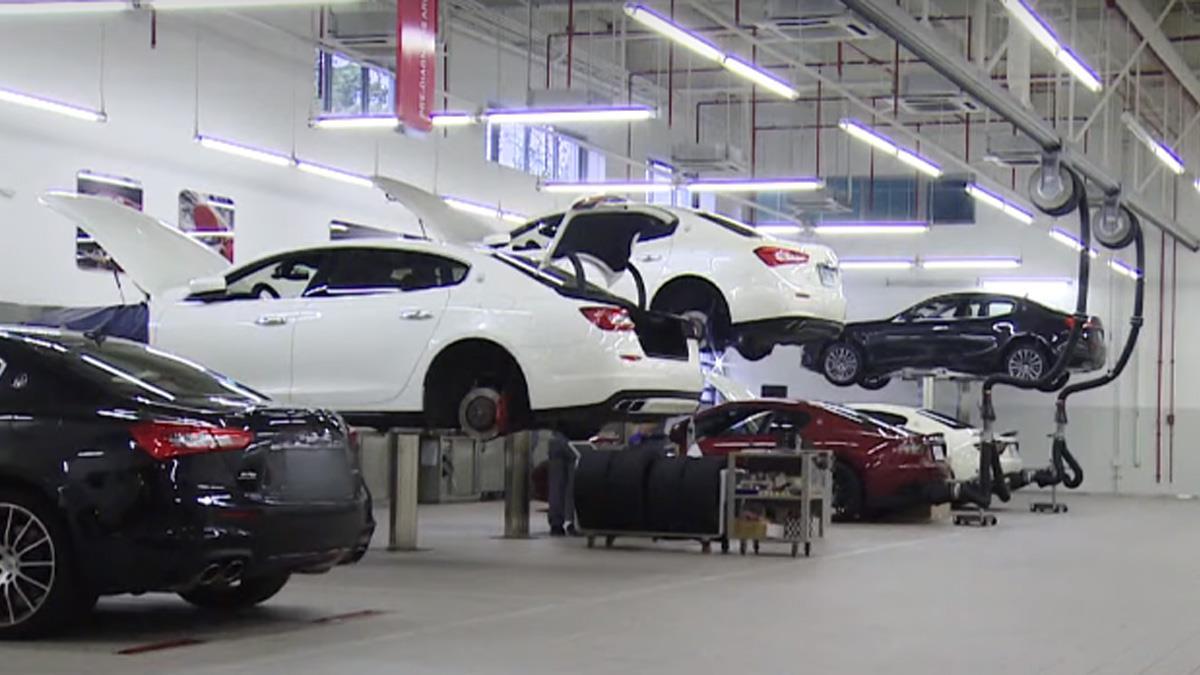 深度曝光!Maserati打造原廠規格保養廠