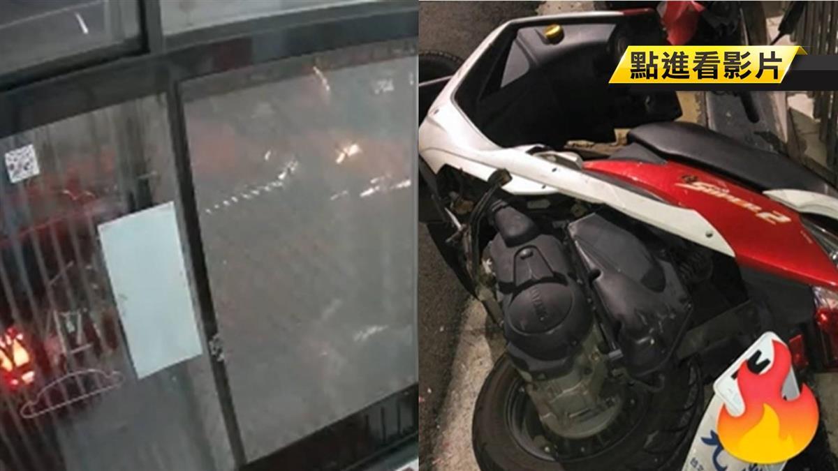 52歲男酒駕飆巷弄 深夜連撞11部汽機車