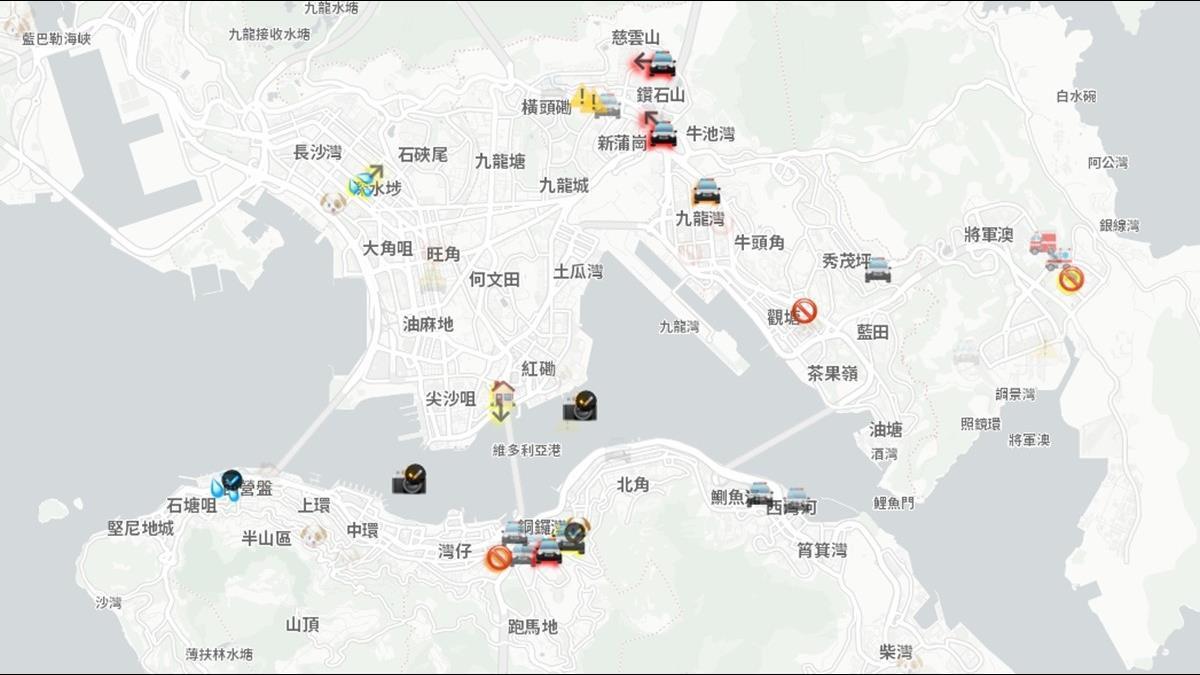 蘋果下架香港抗爭地圖 App惹議又上架