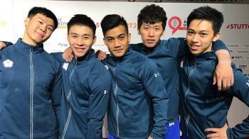 翻滾吧!中華男子體操隊 確定奪4張東奧門票