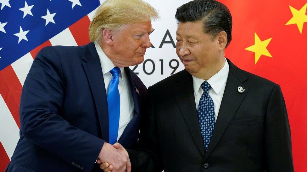 中美貿易談判再啟:香港問題和特朗普彈劾案會否擺上談判桌
