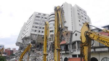 花蓮6.1強震!雲翠大樓倒塌14死 建商下場超慘