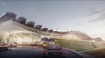 第三航廈有望明年中發包?桃機董座這樣說