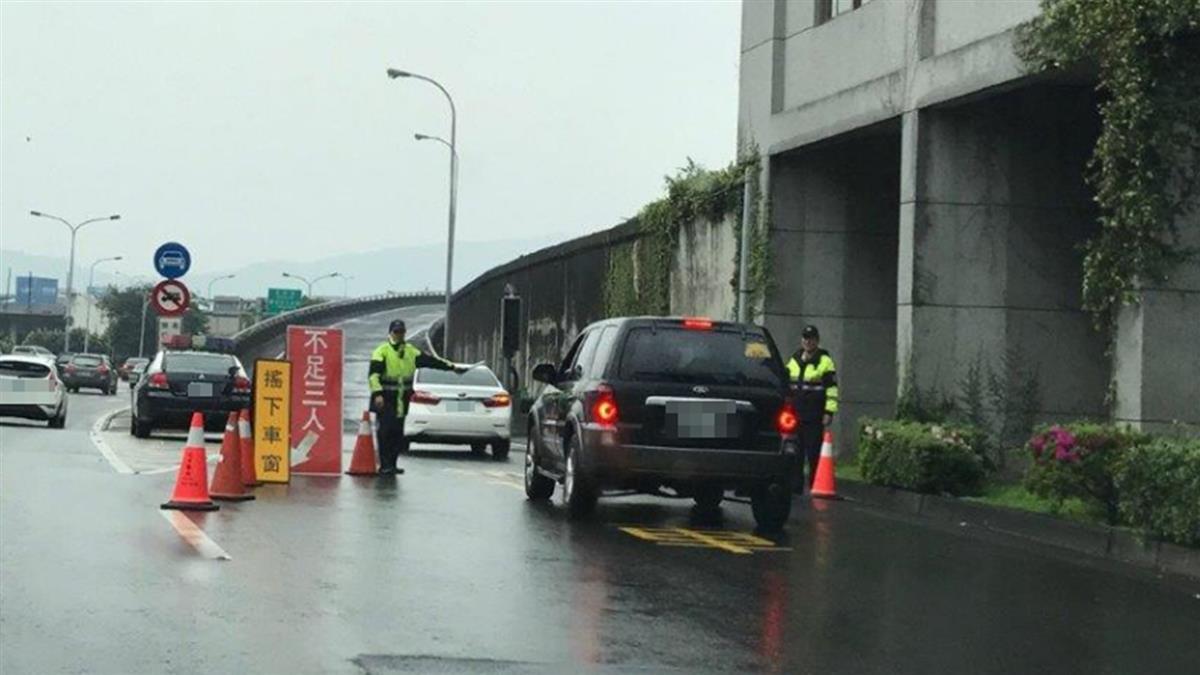 雙十連假!北市警察局規劃疏導 景點交通不卡卡