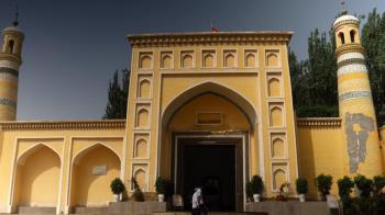 BBC記者發現新疆清真寺遭摧毀的證據