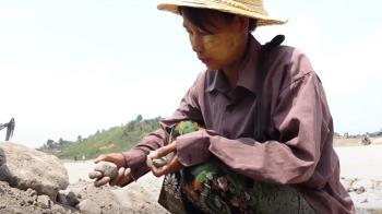緬甸翡翠陰暗面:死亡、毒品和拾荒者