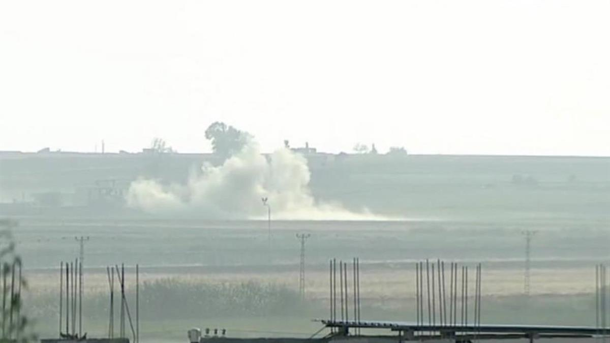 土耳其派兵入敘利亞 發起和平之泉行動