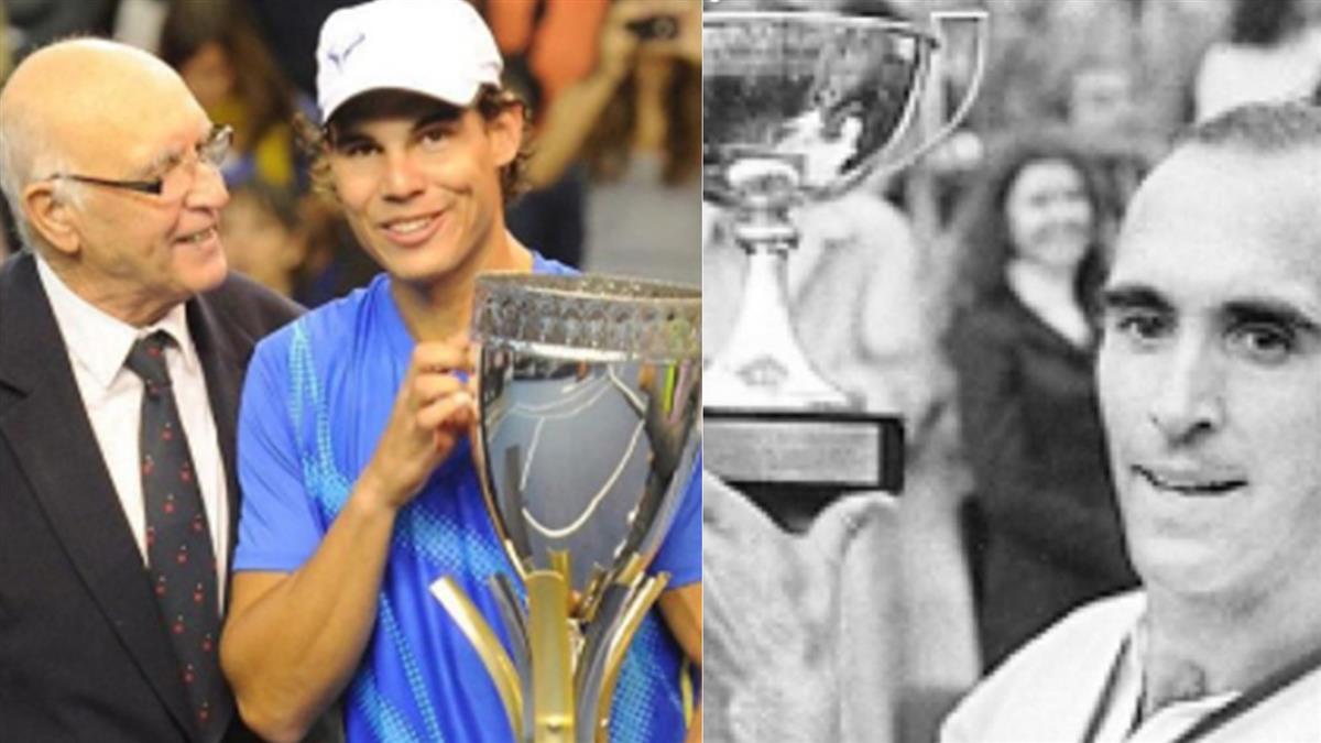 法網最老冠軍吉梅諾82歲辭世 納達爾致哀