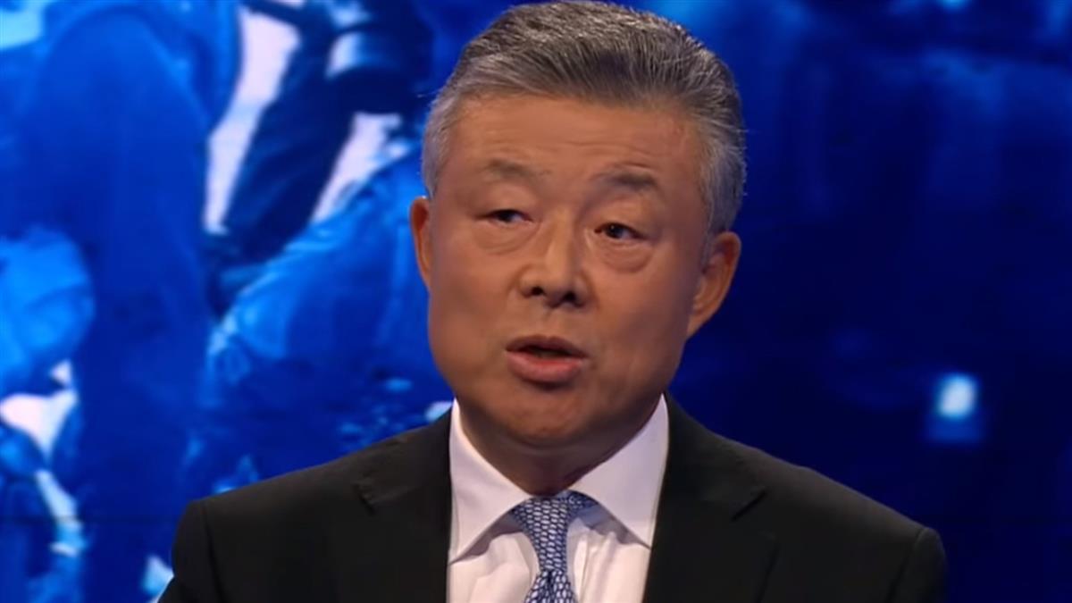 蒙面法:中國駐英大使劉曉明炮轟西方媒體