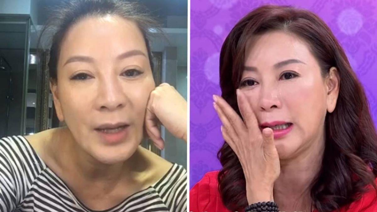 54歲楊繡惠爆大腸癌末期!淚崩交代後事 痛訴真相