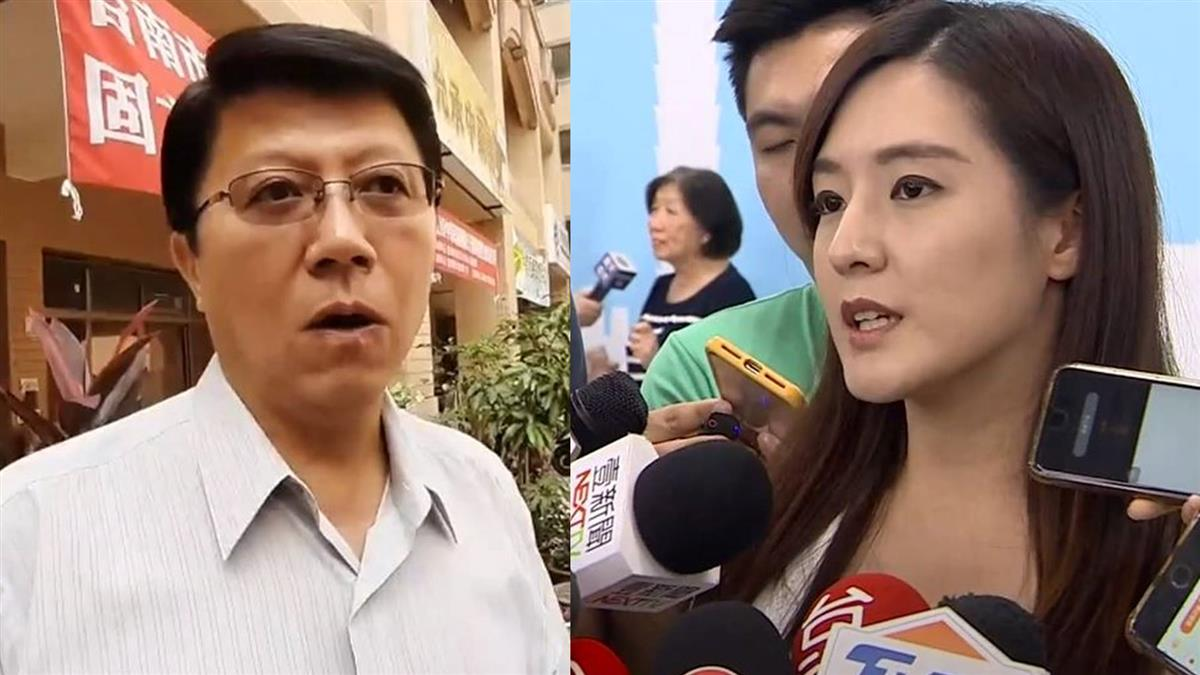 謝龍介爆:韓國瑜15日起請假!遭何庭歡打臉