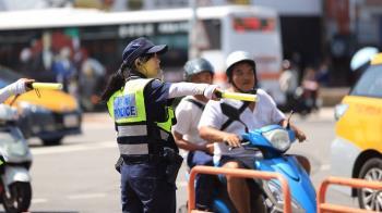 雙十國慶活動強強滾 北市警嚴密維安完成任務