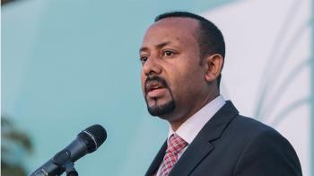 諾貝爾和平獎揭曉!衣索比亞總理獲獎