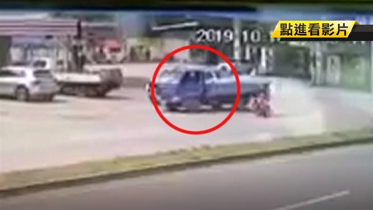 2女大生遭輾慘死 驚見超商前白車也涉案