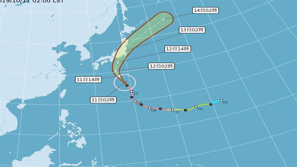 61年來最強颱哈吉貝襲日!千葉縣屋毀損數人傷