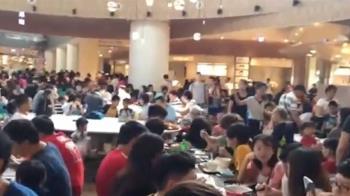 到處都人!安平老街擠爆 民眾排隊搶買知名小吃