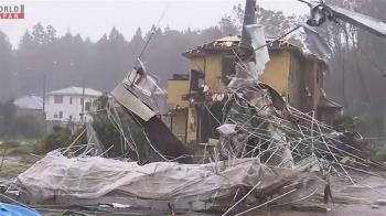 颱風哈吉貝直撲日 釀至少4死106傷17失蹤