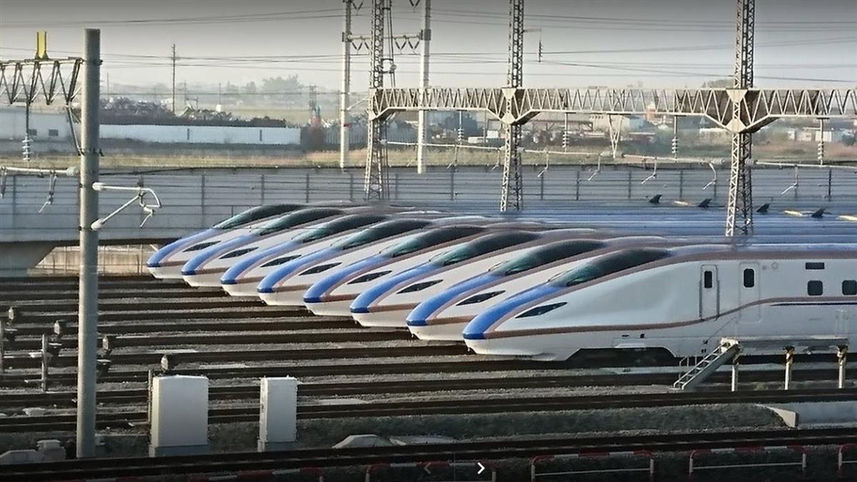 颱風哈吉貝豪雨彈發威!長野市新幹線車庫淹水
