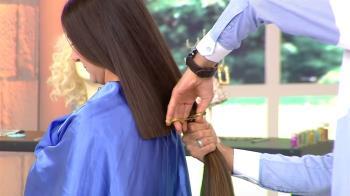 沒商量!女模過腰長髮被剪掉...氣炸淚崩昏厥