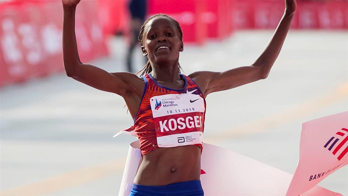剛改寫16年女子馬拉松紀錄 肯亞好手:可以更快