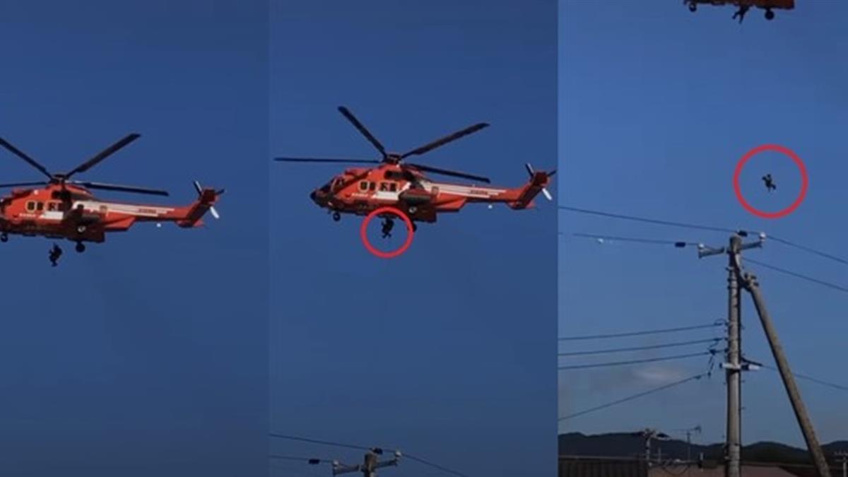 11秒畫面曝!77歲婦墜40公尺慘死 揭驚人內幕
