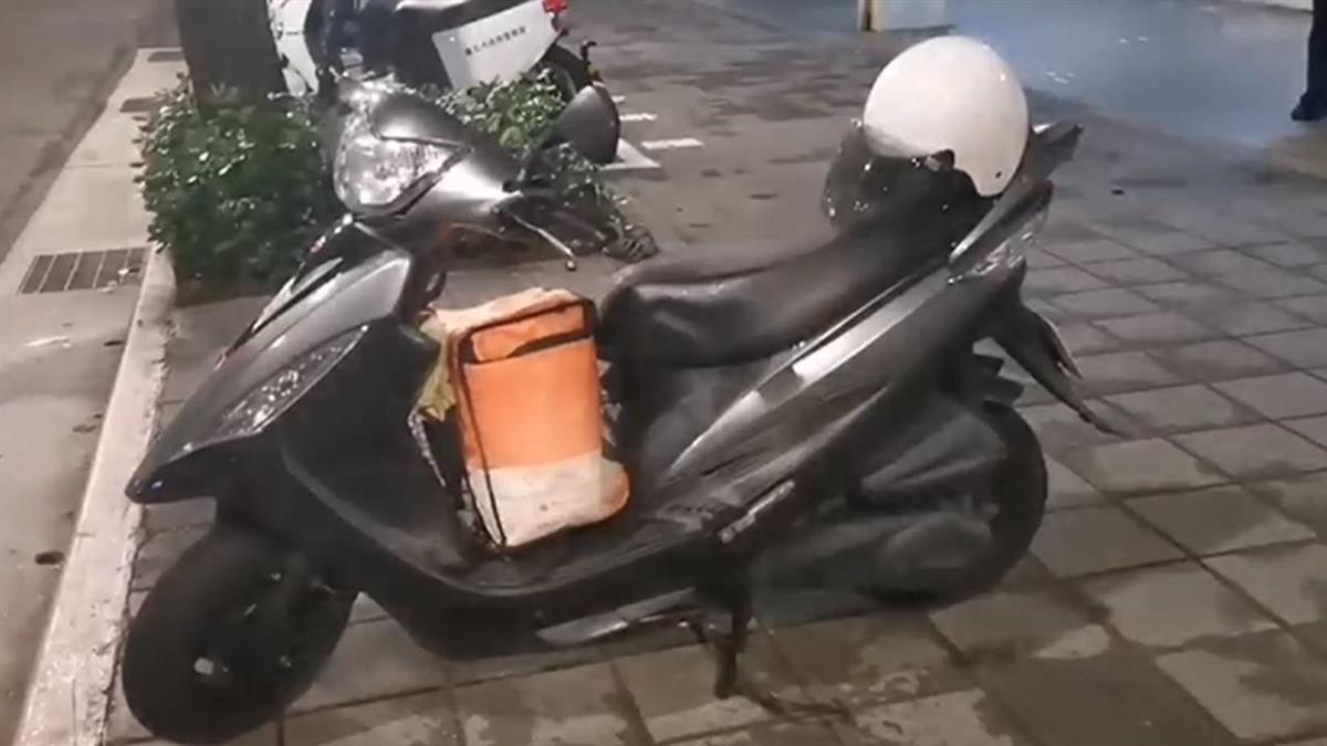 5天釀3死!74歲翁違規過馬路 遭Lalamove外送員撞亡