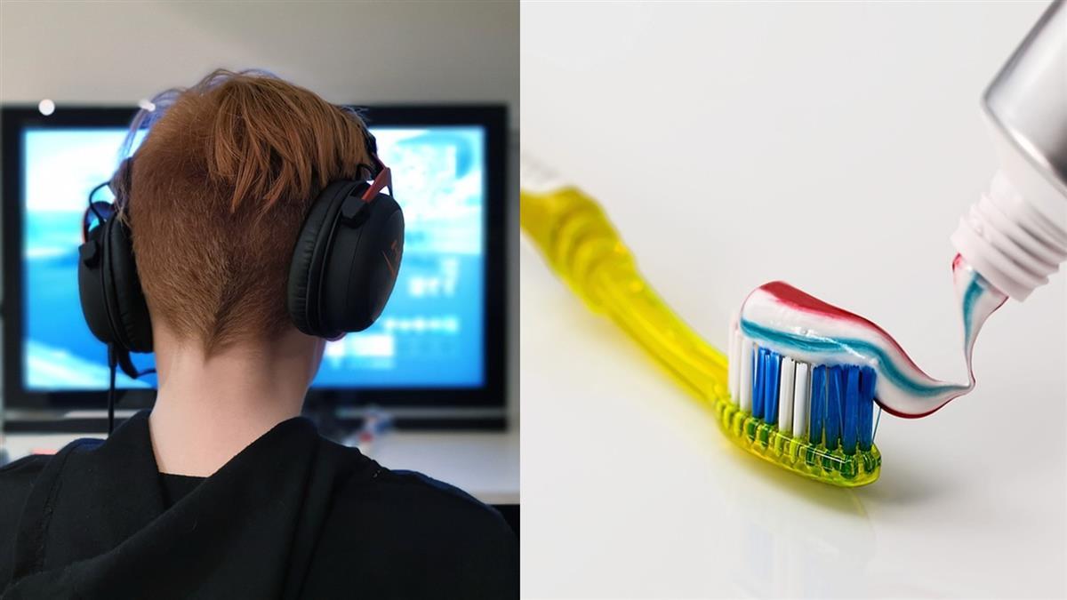 男不刷牙 白塊黴菌滿布口腔食道…一開口熏死醫