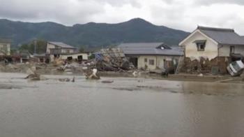 颱風哈吉貝襲日66死212傷 逾萬棟民宅淹水