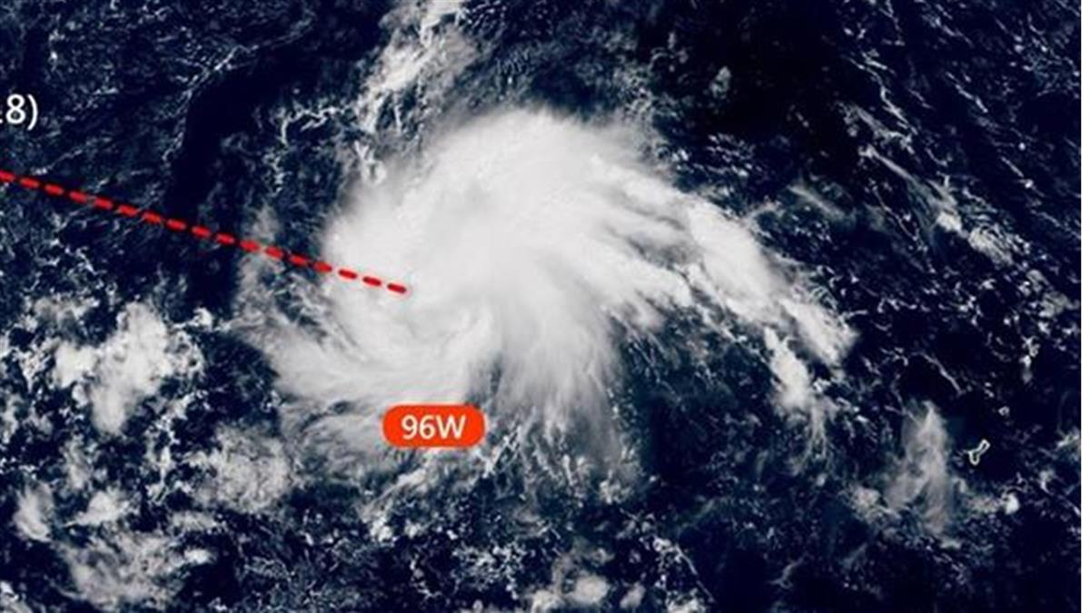 第20號颱風恐生成!是否影響台灣?專家給答案