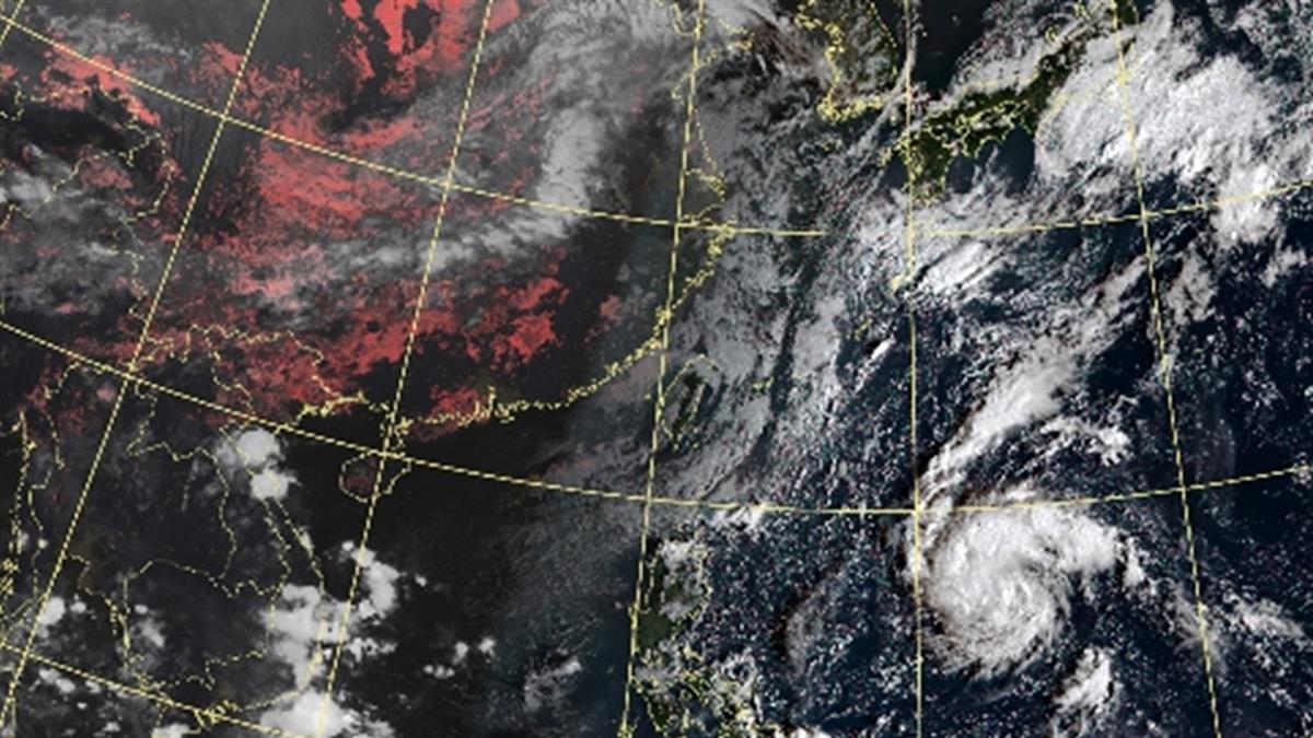 又有颱風?最快今生成…這天起影響台灣