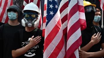 美國眾議院通過香港人權民主法案 引北京不滿