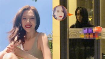 宋茜憔悴現身 中斷拍攝急赴韓...空姐心疼曝狀態