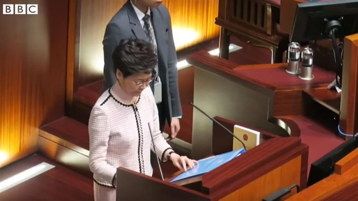 2019施政報告:林鄭月娥為何無法在立法會宣讀報告?