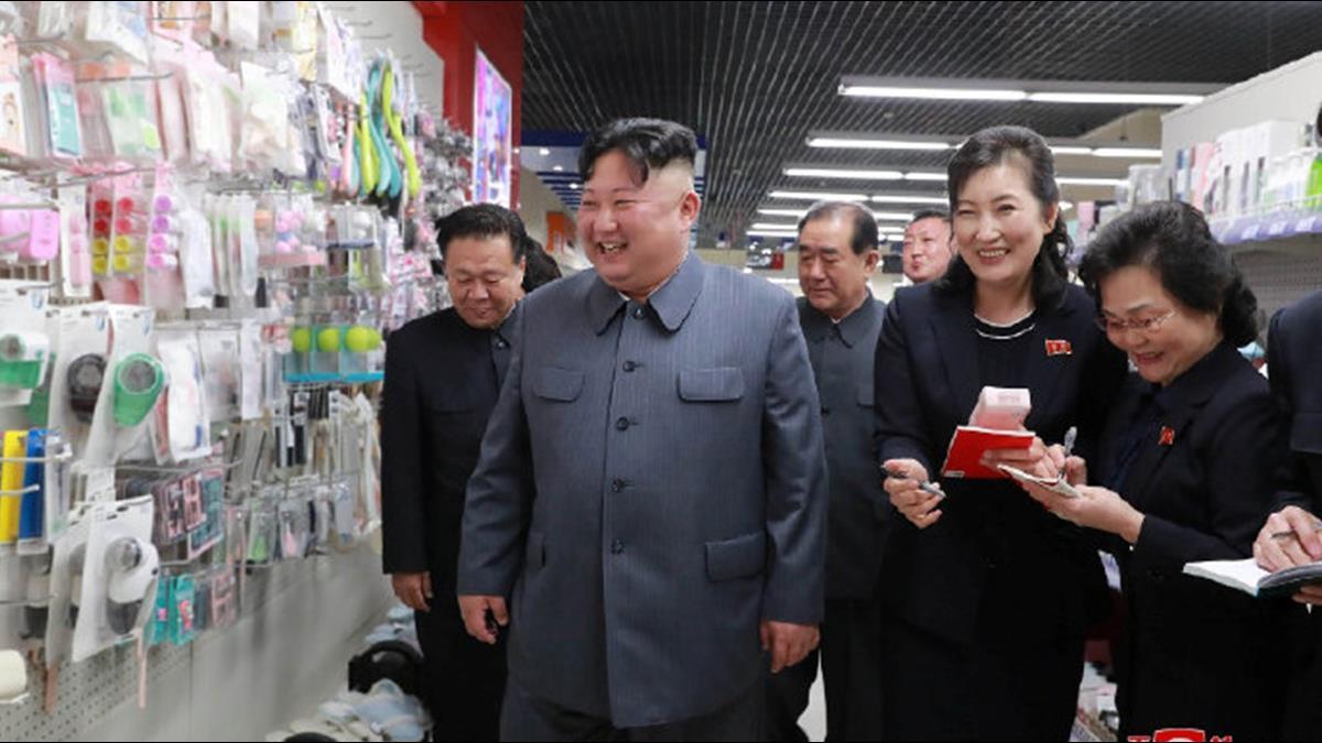 「台灣之光」登北韓最高檔百貨!網看售價大喊:好想逛