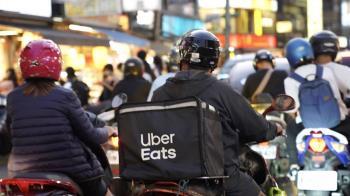 Uber Eats未及時通報外送員罹災 最高罰30萬元