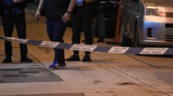 岑子傑:香港「民陣」召集人旺角遭襲流血
