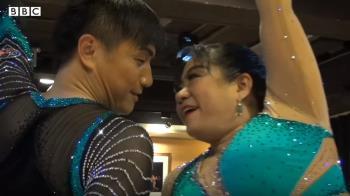 輪椅舞出愛情故事 台灣小兒麻痺症夫婦自白
