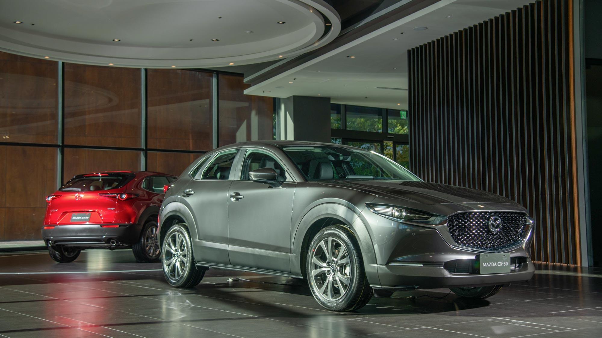 10月底發表的 Mazda CX-30 這些重點你必須先知道!