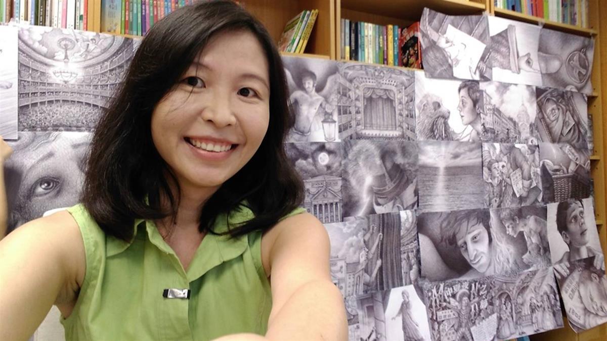 兒童文學作家幸佳慧癌逝 享年46歲