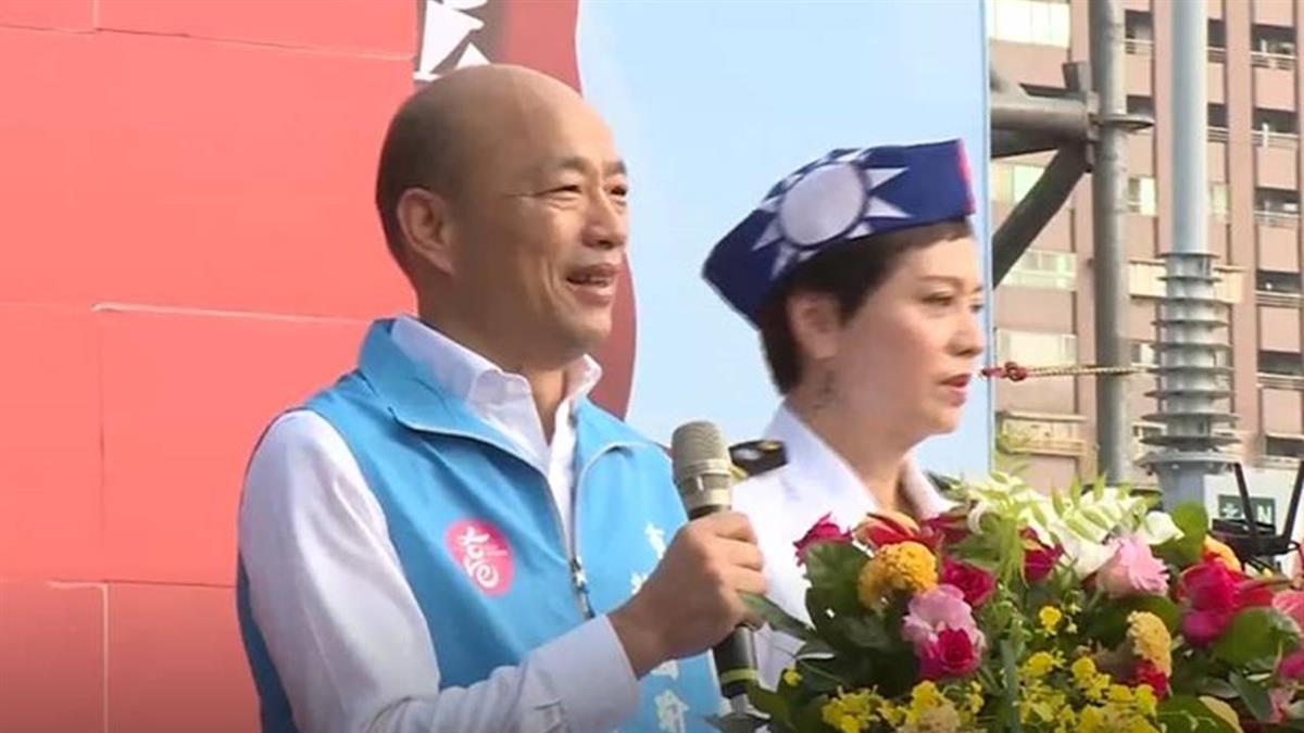 升旗典禮主持人熊海靈喊「韓總統」 觀光局將罰廠商