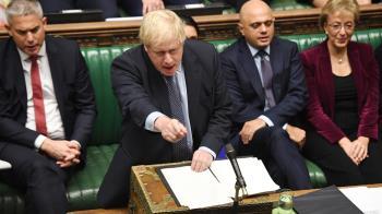 英國脫歐:英國議會再次推遲就脫歐問題投票