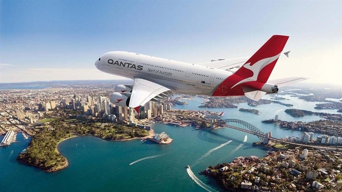 挑戰人體極限!世界最長航班 紐約直飛雪梨19hr