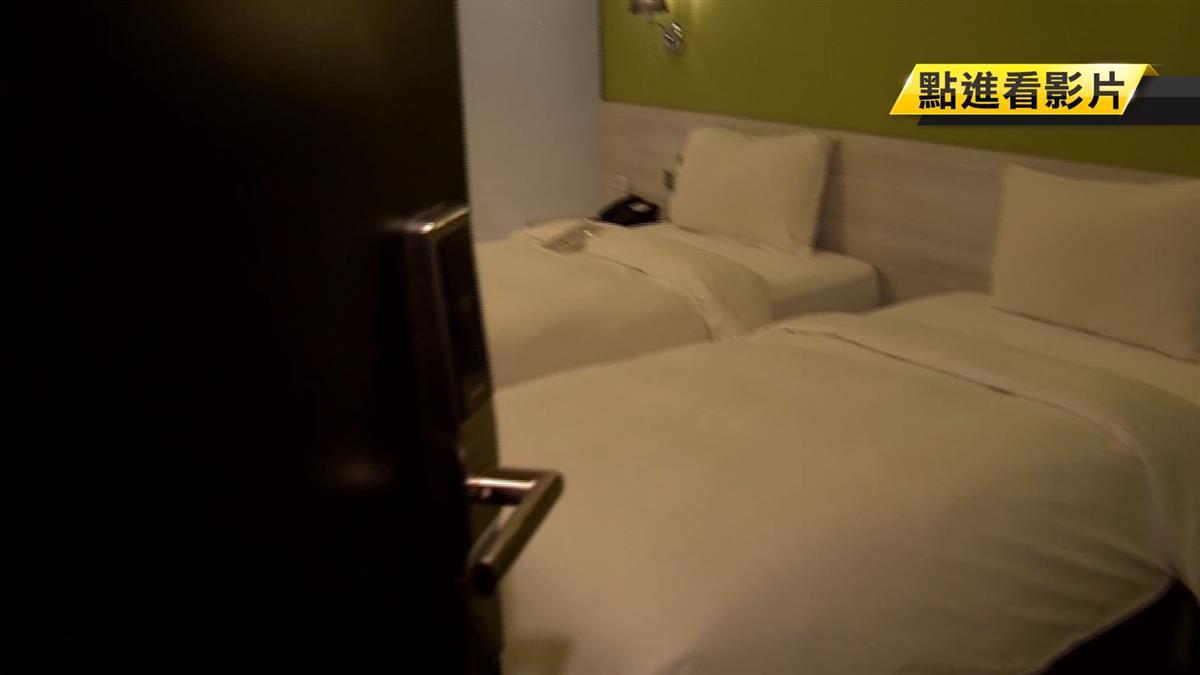 逢甲商圈旅店5年數量增10倍 客房數達1500間